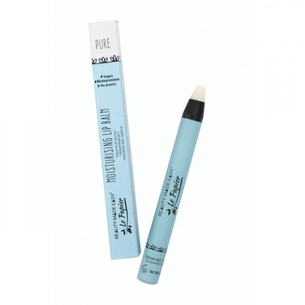 Balsam hidratant de buze Pure zero plastic  Beauty...