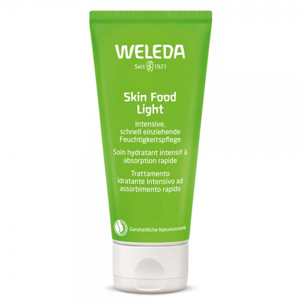 Skin Food Light - cremă nutritivă 75ml Weleda