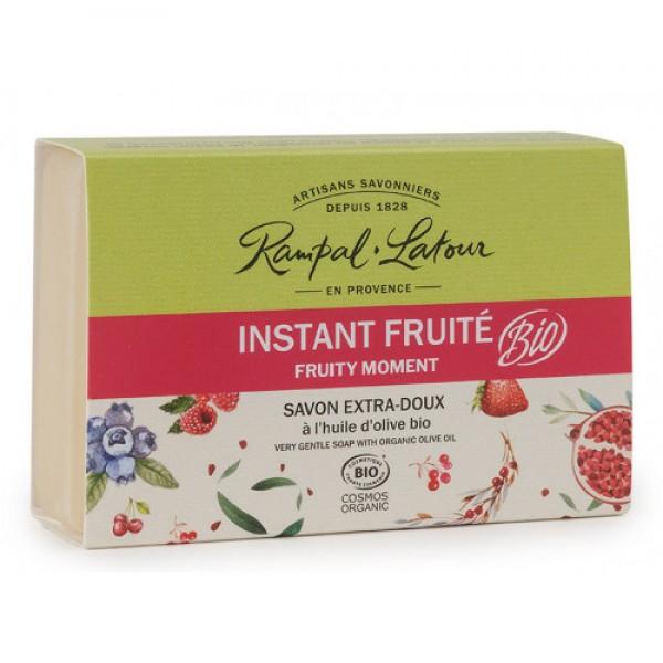 Săpun bio Fruity Moment 100g Rampal Latour