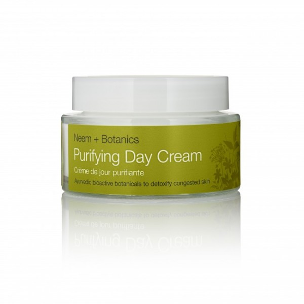 Purifying Day Cream Urban Veda - Crema de zi Purif...