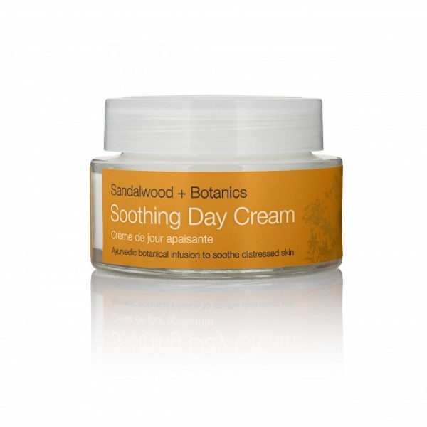 Soothing Day Cream Urban Veda - Crema de zi Soothi...