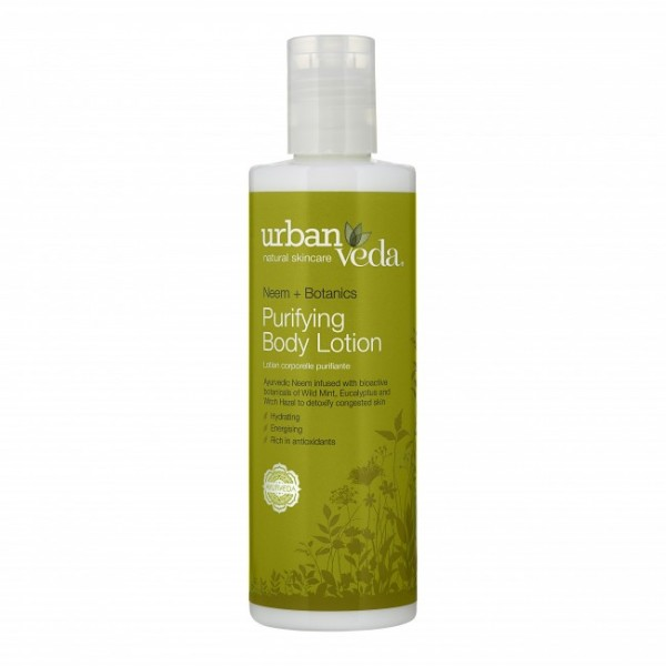 Purifying Body Lotion Urban Veda - Lotiune de corp...