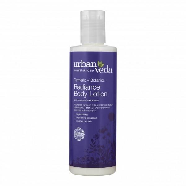 Radiance Body Lotion Urban Veda - Lotiune de corp Radiance 250 ml  Îngrijire Corp Urban Veda