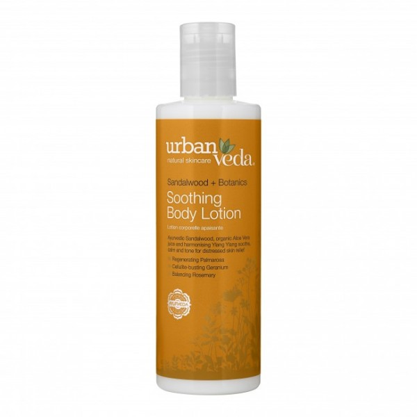 Soothing Body Lotion Urban Veda - Lotiune de corp ...