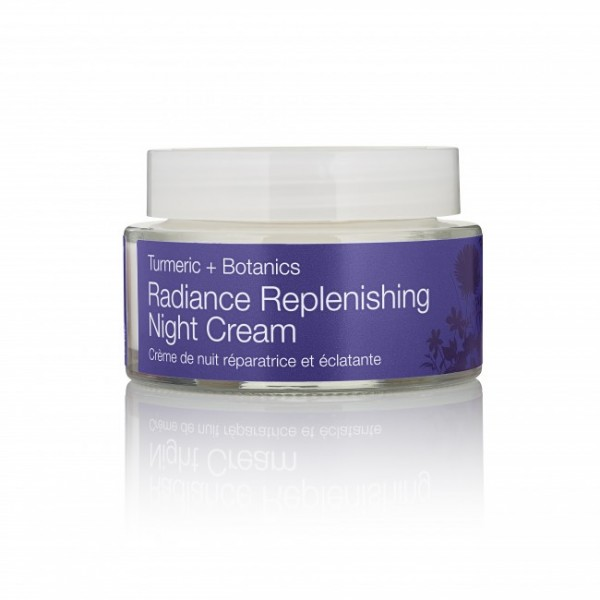 Radiance Replenishing Night Cream Urban Veda - Cre...