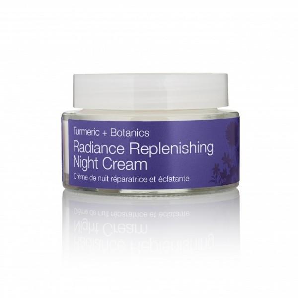 Radiance Replenishing Night Cream Urban Veda - Crema nutritiva de noapte Radiance 50 ml  Hidratare Ten Urban Veda