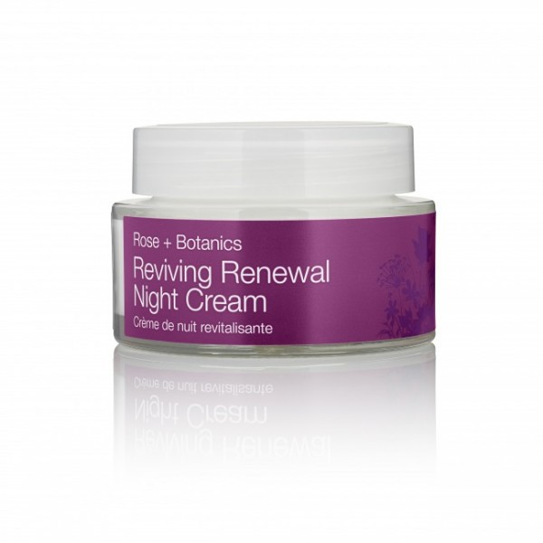 Reviving Renewal Night Cream  Urban Veda- Crema regeneranta de noapte Reviving 50 ml  Hidratare Ten Urban Veda