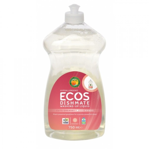 Solutie pentru spalat vase/biberoane- grapefruit Earth Friendly Products  Detergenți Bio Earth Friendly Products