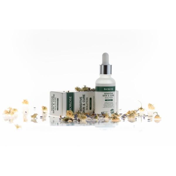 Elixir pentru piele sensibila cu geranium apa de m...