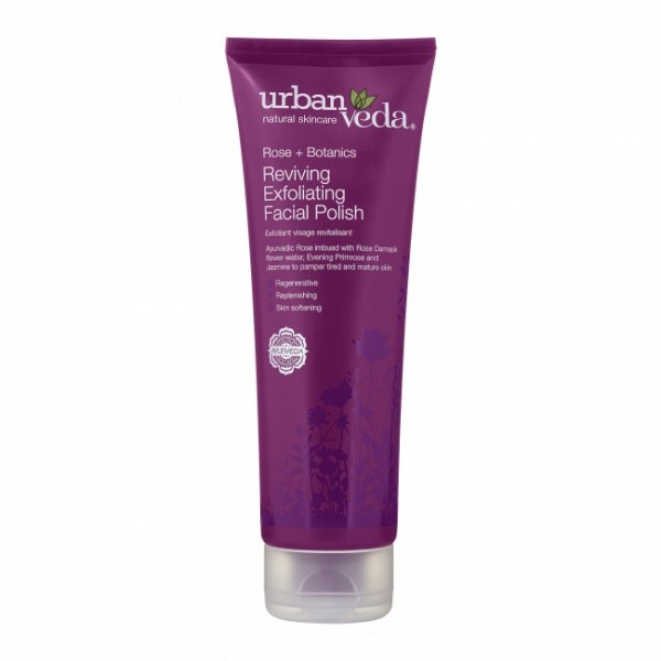 Reviving Exfoliating Facial Polish - Exfoliant pen...
