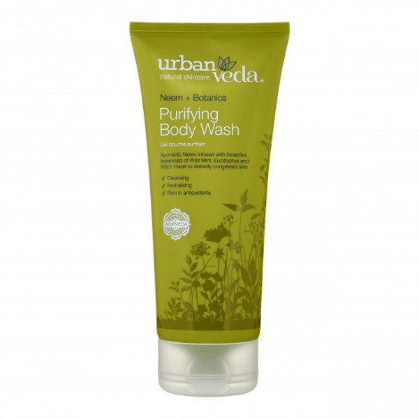 Purifying Body Wash Urban Veda- Gel de dus Purifying 200 ml  Baie și Duș Urban Veda