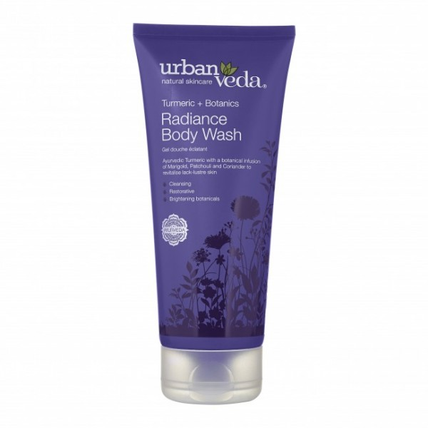 Radiance Body Wash Urban Veda - Gel de dus Radianc...