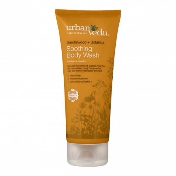 Soothing Body Wash Urban Veda - Gel de dus Soothin...