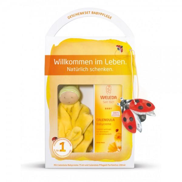 Set cadou Baby Weleda