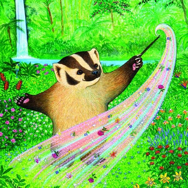 Balsam de buze fara miros 4.2 g Badger  Cosmetice Bio Buze Badger