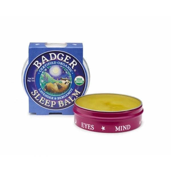 Balsam pentru un somn linistit Sleep Balm 56 g Badger  Accesorii Bio Badger