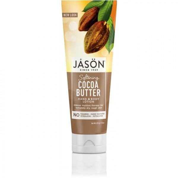 Lotiune hidratanta cu unt de cacao pt maini si cor...