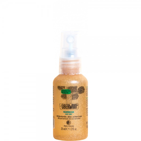 HAIR TONIC pentru scalp - TRAVEL 35ml ÜBERWOOD
