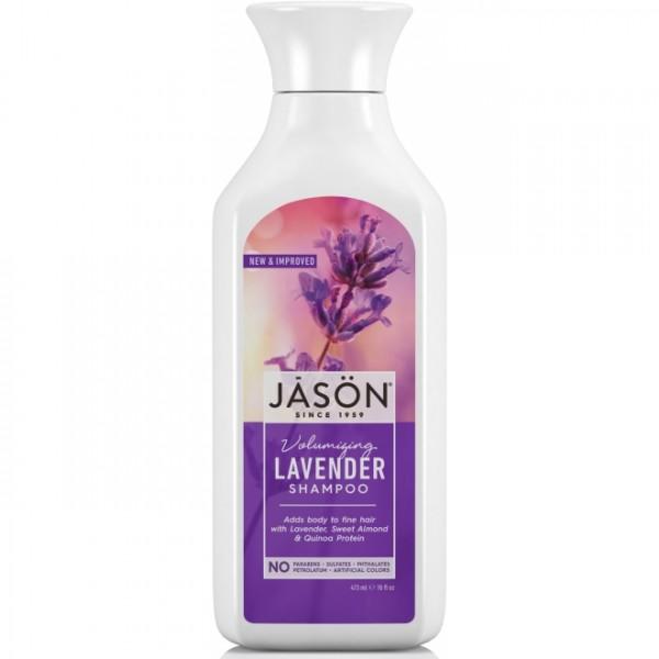 Sampon Jason cu lavanda pentru volum 473 ml