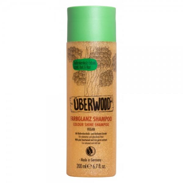 Șampon COLOUR SHINE pentru păr vopsit ÜBERWOOD ...
