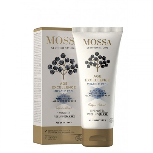 AGE EXCELLENCE Masca peeling de 5 minute (toate ti...