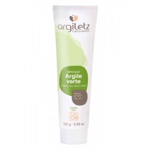 Masca naturala din argila verde ready-to-use pentr...