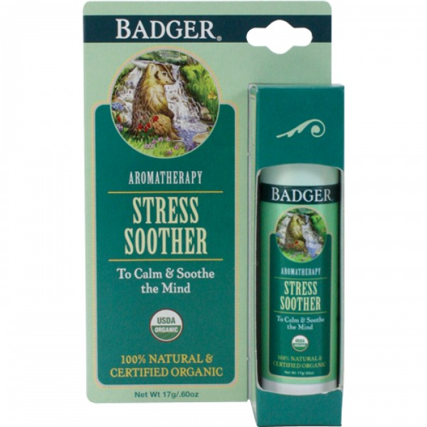 Balsam aromaterapie Tension Soother 17 g Badger  Accesorii Bio Badger