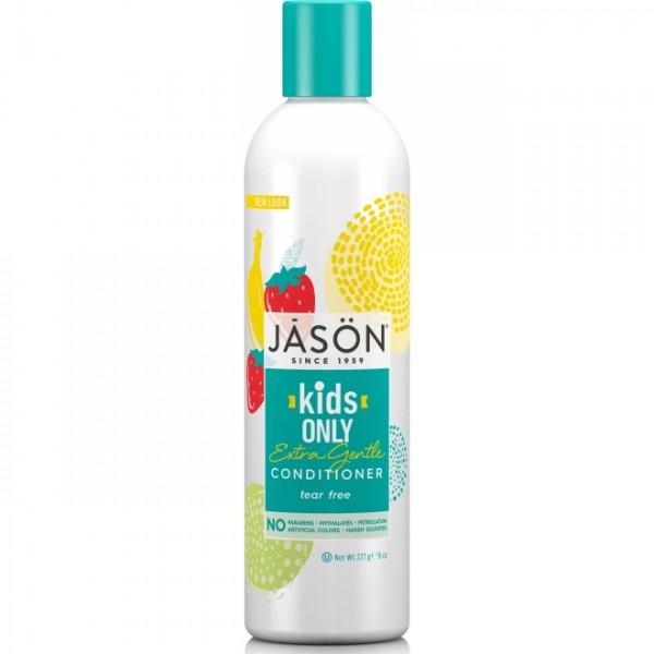 Balsam de par banane si capsuni pentru copii Jason...