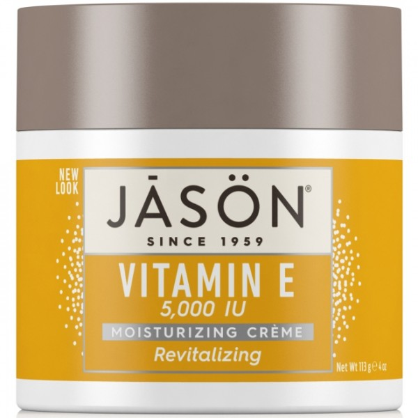 Crema de fata hidratanta cu Vitamina E  120g Jason