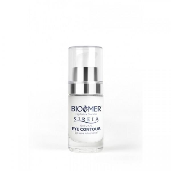 Crema contur de ochi Bio Mer Sireia cu Acid Hialuronic si extract de melc 20 ml  Îngrijire Ochi Bio Mer