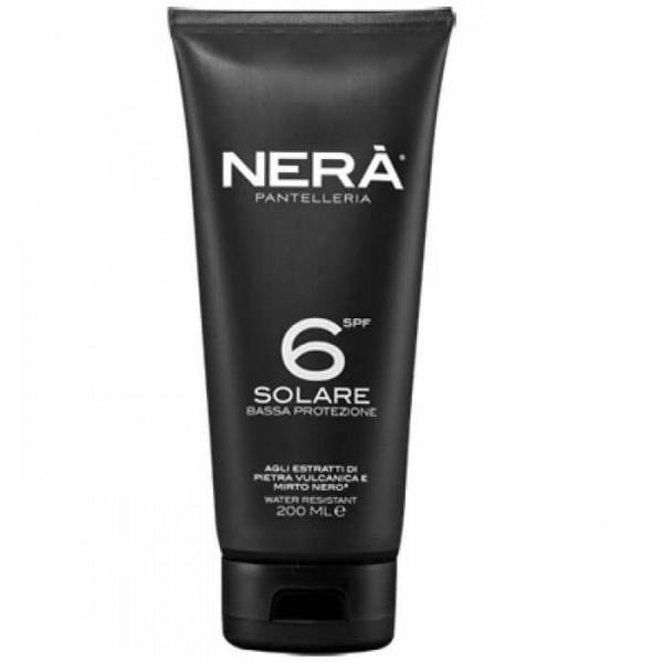 Crema pentru protectie solara low SPF6  Nerà 200m...