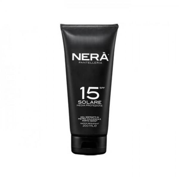 Crema pentru protectie solara medium SPF15  Nerà ...