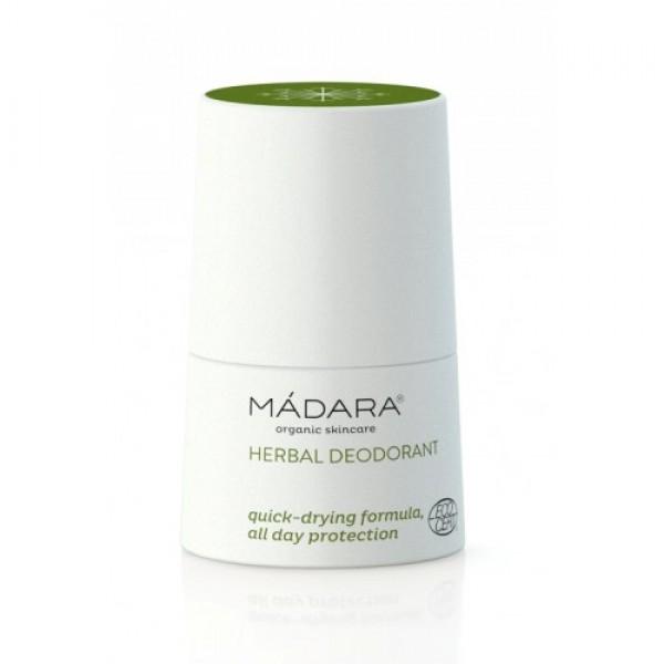 Deodorant Herbal MÁDARA