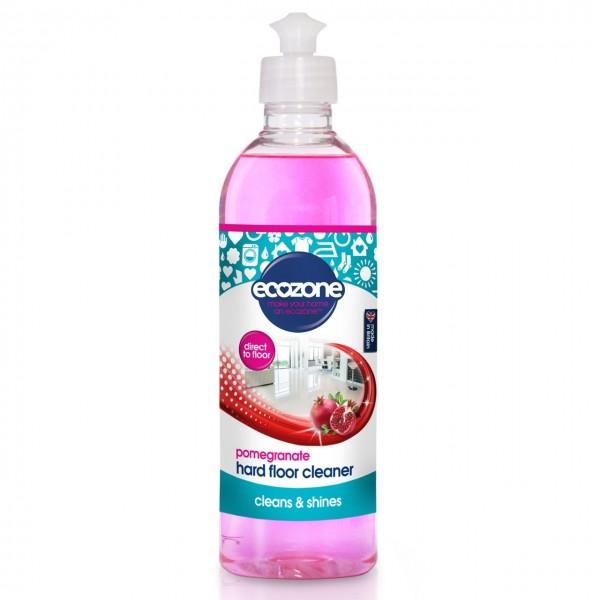 Solutie cu rodie pentru curatat podele dure Ecozon...