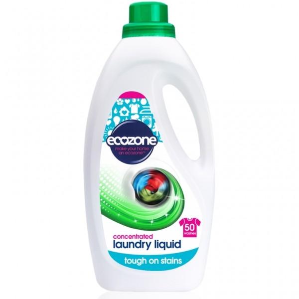 Detergent concentrat pentru rufe Ecozone aroma Fresh 50 spalari 2 L  Detergenți Bio Ecozone