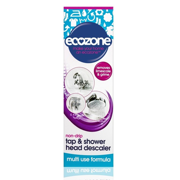 Gel indepartarea calcarului si murdariei pentru robineti si cap de dus Ecozone 150 ml  Detergenți Bio Ecozone