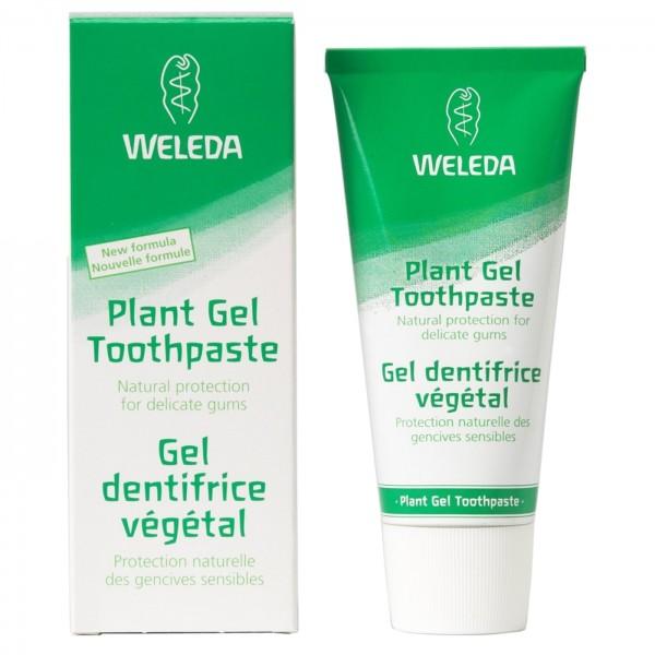 Gel de dinţi cu ierburi Weleda