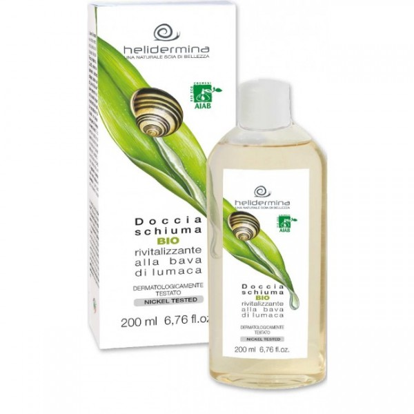 Gel de dus La Dispensa  cu extract de melc 200 ml