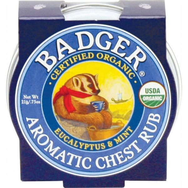 Mini balsam aromatic pentru desfundarea nasului si...