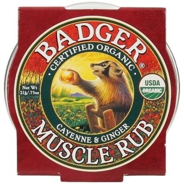Mini balsam masaj dureri musculare cu ardei Cayenn...