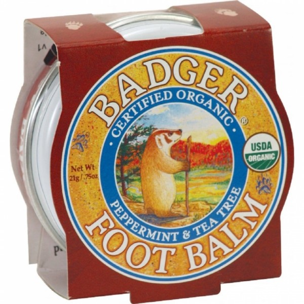 Mini balsam pentru picioare obosite calcaie crapat...