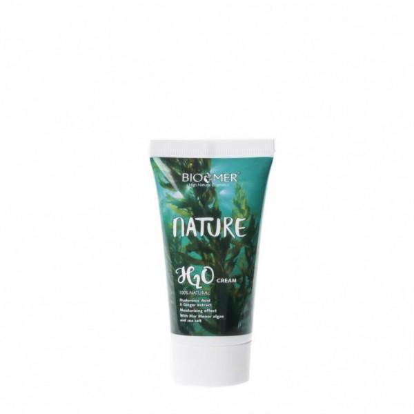 Crema hidratanta cu Acid Hialuronic, H2O Nature �...