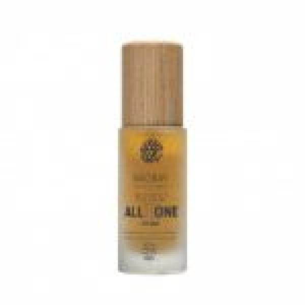 Crema de fata pentru barbati BIO hidratanta si antioxidanta cu acid hialuronic, All In One, Naobay, 50 ml  Îngrijire Ten Bio Naobay