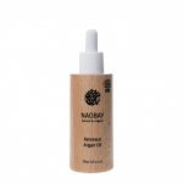 Ulei de argan BIO regenerant si nutritiv, Naobay, 30 ml  Uleiuri Esențiale Naturale Naobay