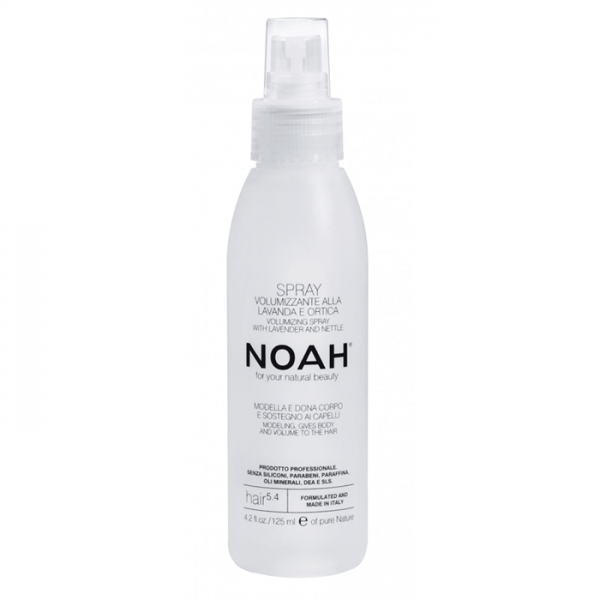 Spray volumizant cu lavanda si uzica(5.4) Noah 125 ml  Styling NOAH