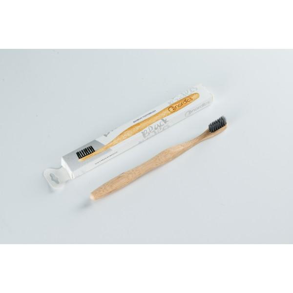 Periuta de dinti cu efect de albire din bambus si ...