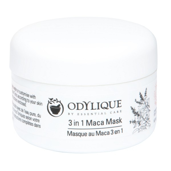 Masca de fata 3 in 1 cu maca Odylique by Essential...