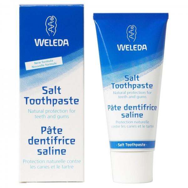 Pastă de dinţi cu sare Weleda
