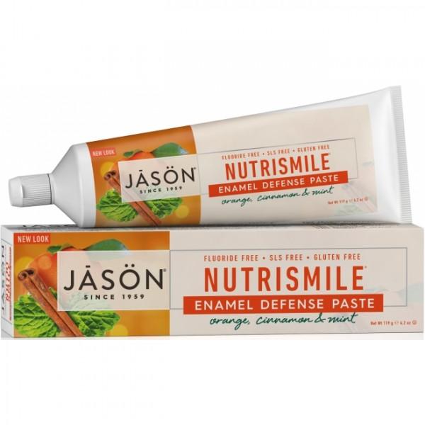 Pasta de dinti Nutrismile pentru prevenirea tartru...