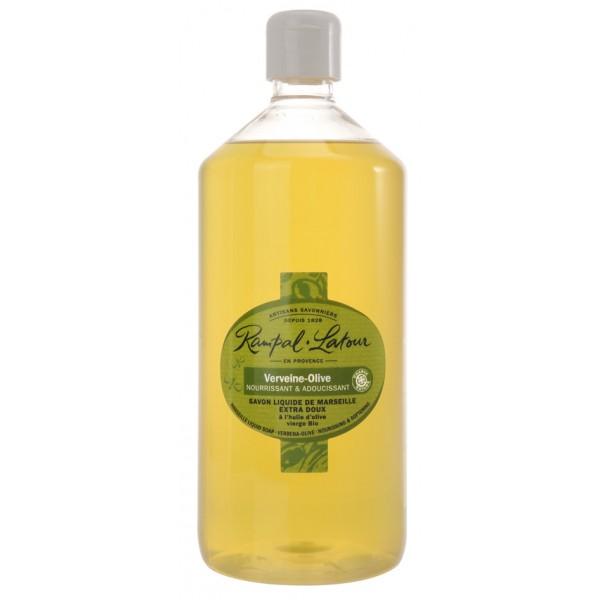 Săpun lichid de Marsilia - verbină măsline  mâ...